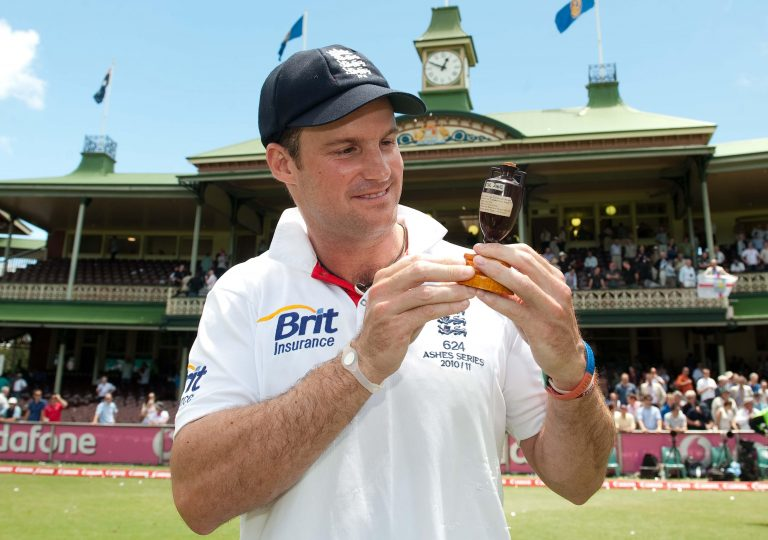 Strauss went on to some stunning achievements, including an away Ashes win in 2010.