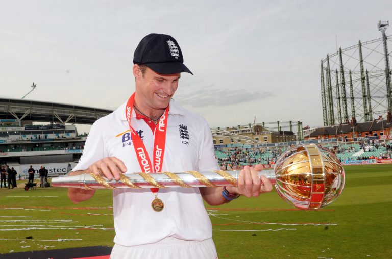 Michael Vaughan holds the record for England Test wins as captain.