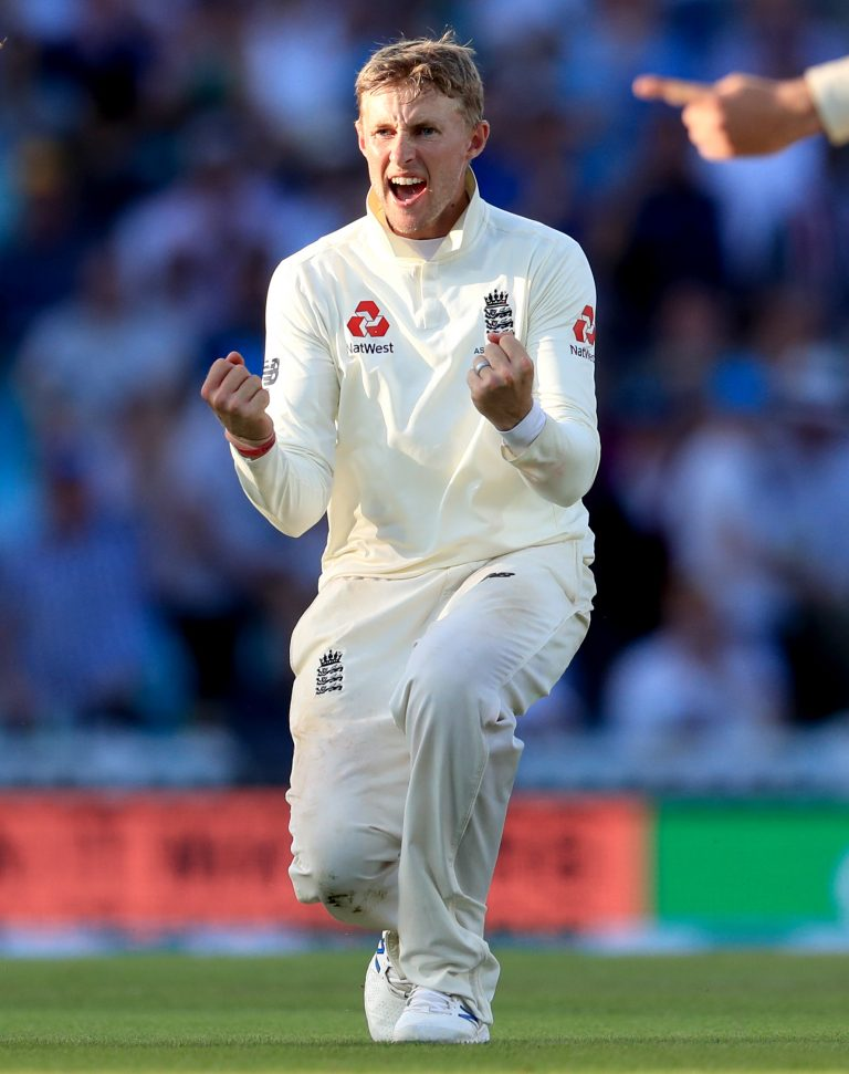 Joe Root is well on the way to top spot.