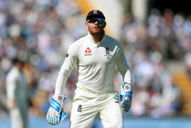 Jonny Bairstow feels his wicketkeeping remains at a high standard (Mike Egerton/PA)