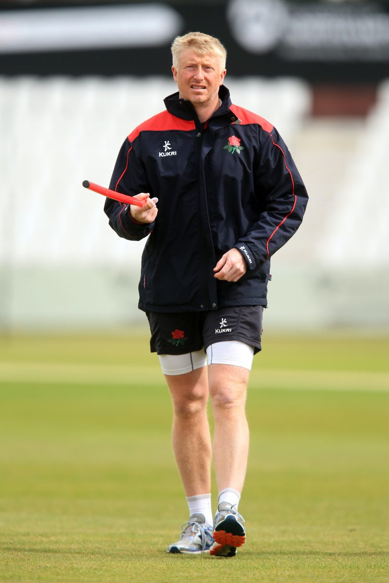 Lancashire head coach Glenn Chapple will work with England's pace bowlers.