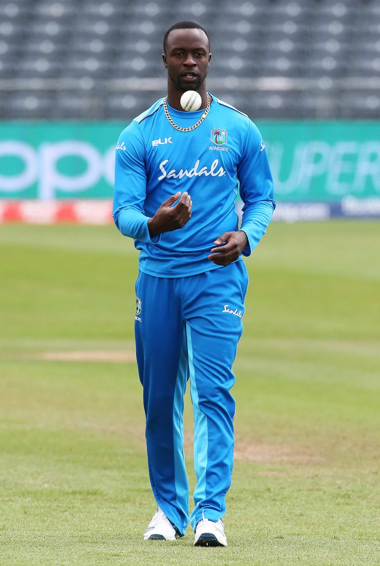 West Indies v New Zealand – ICC Cricket World Cup – Warm Up – Bristol County Ground