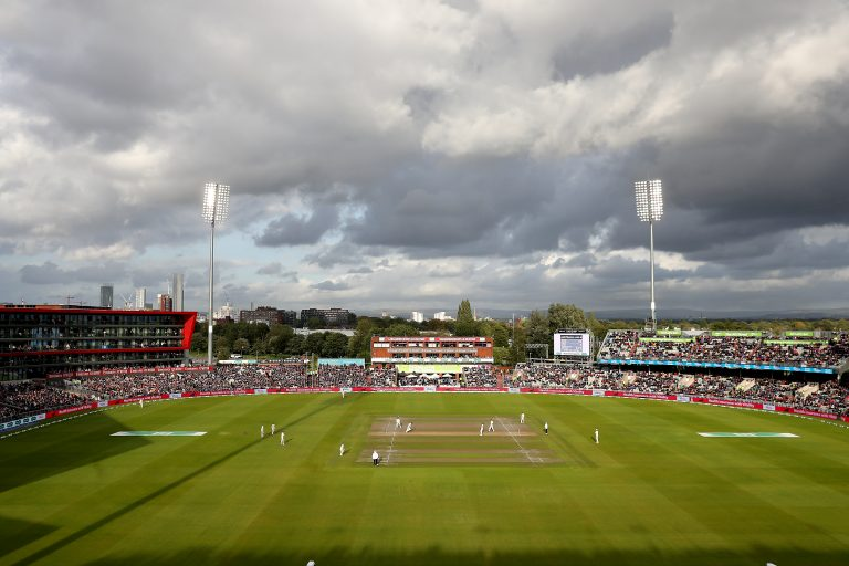The West Indies began an inter-squad friendly at Old Trafford on Tuesday