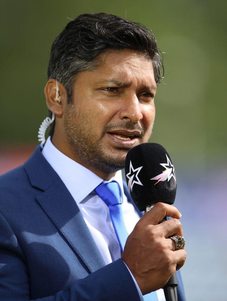 Kumar Sangakkara is set to remain MCC president for a second 12-month term