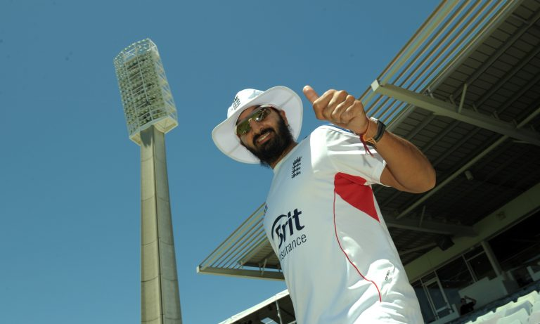 Monty Panesar was an early inspiration to Virdi.