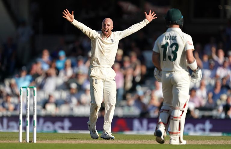 Jack Leach wants his bowling to be his legacy