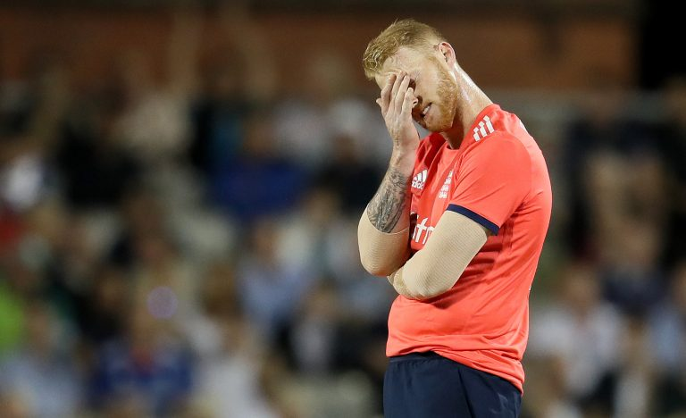 Stokes missed the 2014 World T20