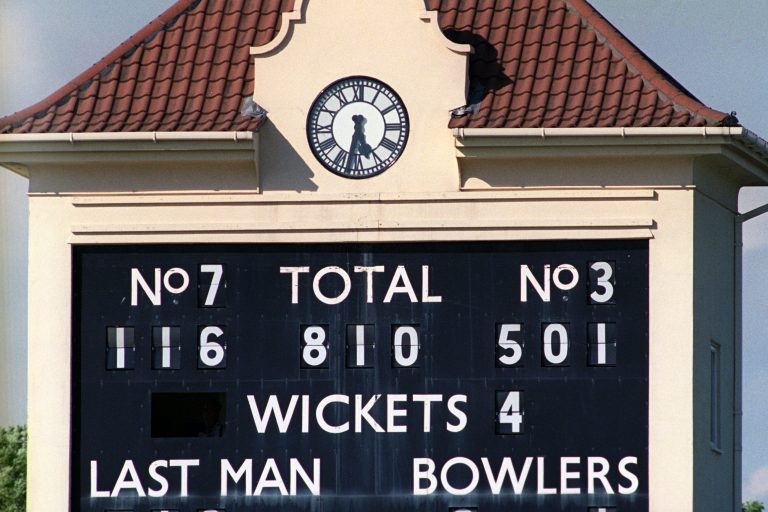 Brian Lara scored 501 for Warwickshire as an overseas player