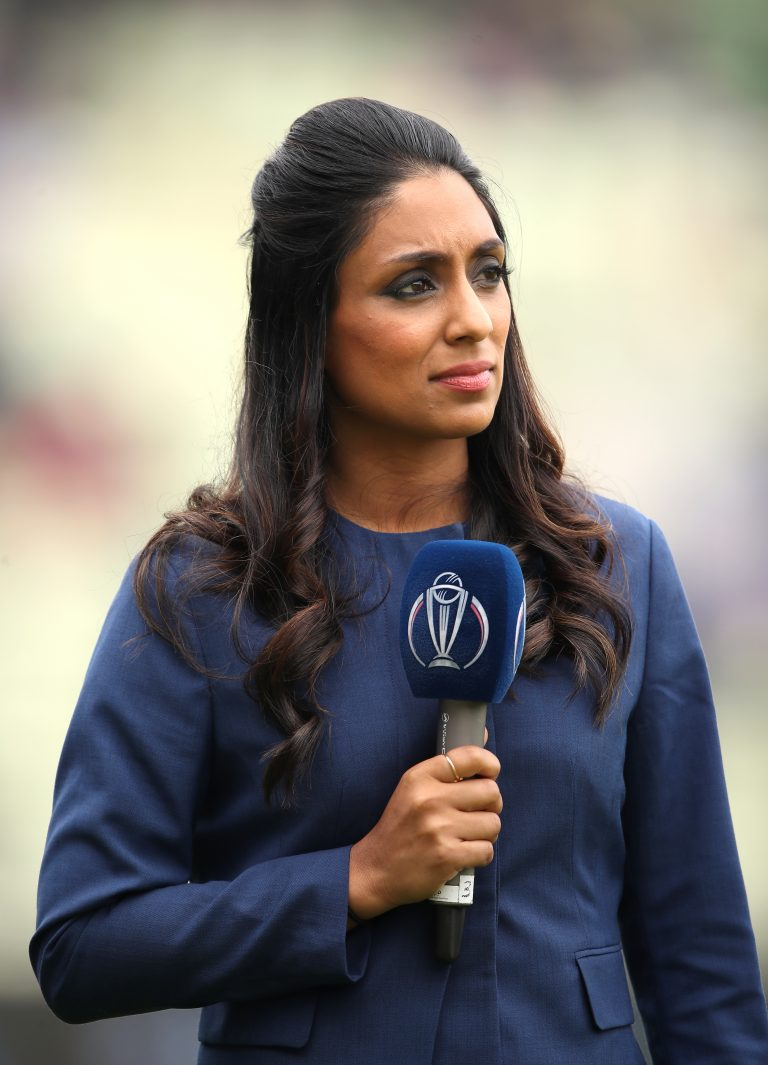 Isa Guha will front the BBC's new Test cricket highlights show.