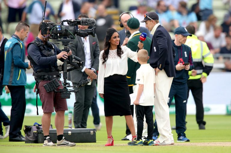 Isa Guha interviews England captain Joe Root