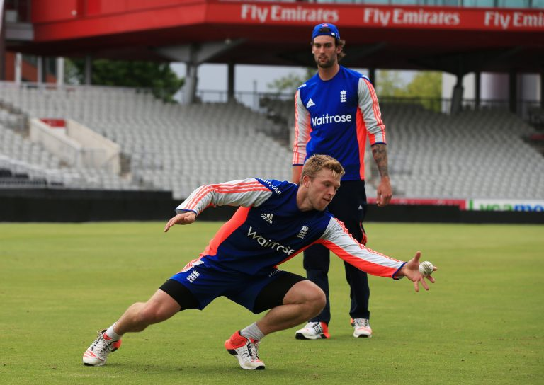 David Willey and Reece Topley are back in international contention (Nick Potts/PA)