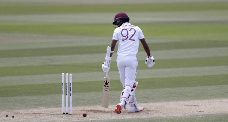 England v West Indies – Test Series – Day Five – Ageas Bowl