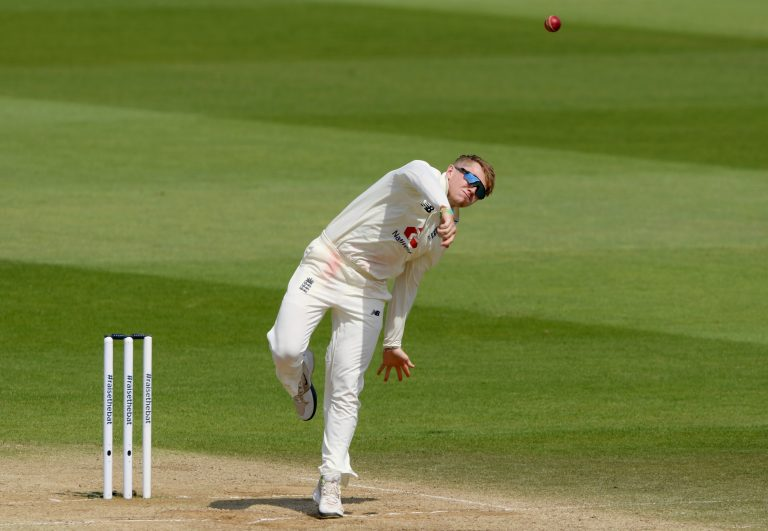 Dom Bess has played just five Tests (Mike Hewitt/NMC Pool/PA)