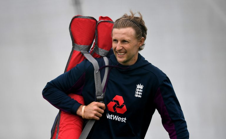 Root said he watched most of the first Test