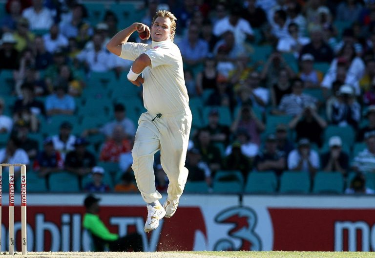 Muralitharan was often compared with Australian Shane Warne during his career