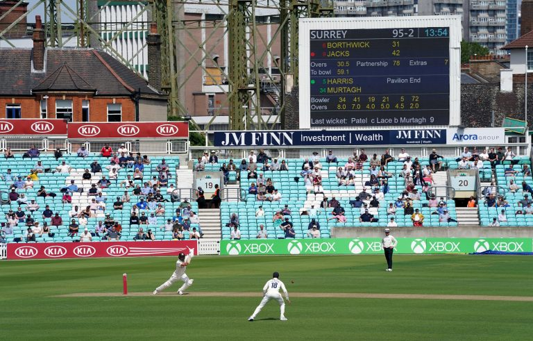 Surrey v Middlesex – Friendly – Kia Oval