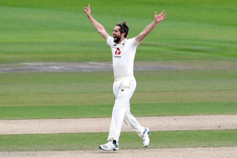 England v West Indies – Third Test – Day Five – Emirates Old Trafford