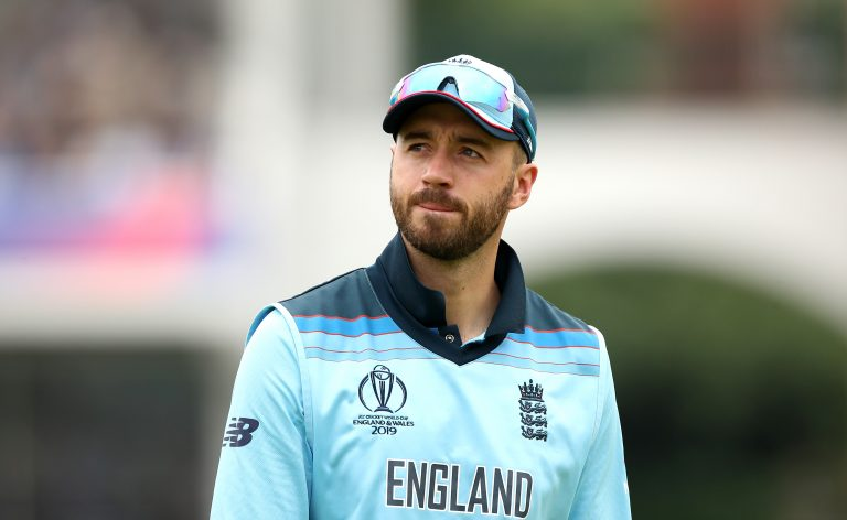 Eoin Morgan defended James Vince, pictured (Tim Goode/PA)