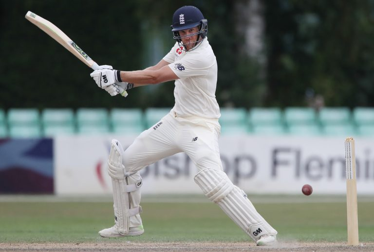 Former England batsman Dawid Malan was leading new county Yorkshire towards victory
