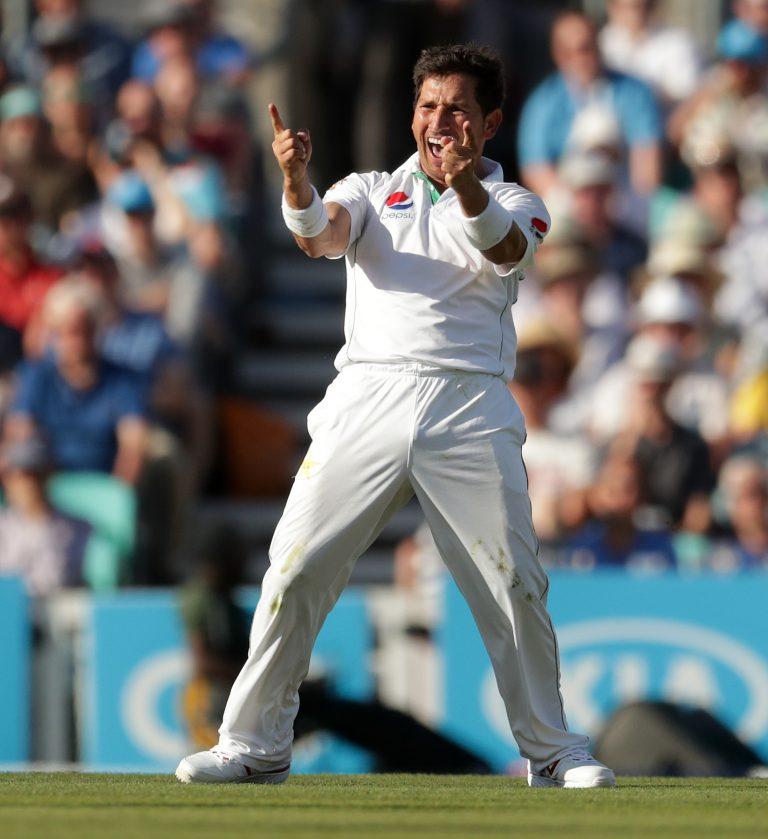 England v Pakistan – Fourth Investec Test – Day Three – Kia Oval