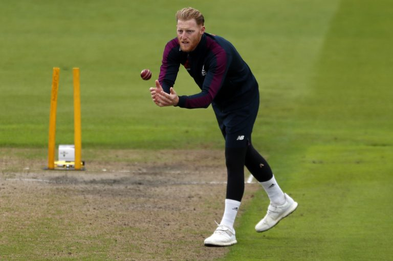 Ben Stokes is unlikely to bowl
