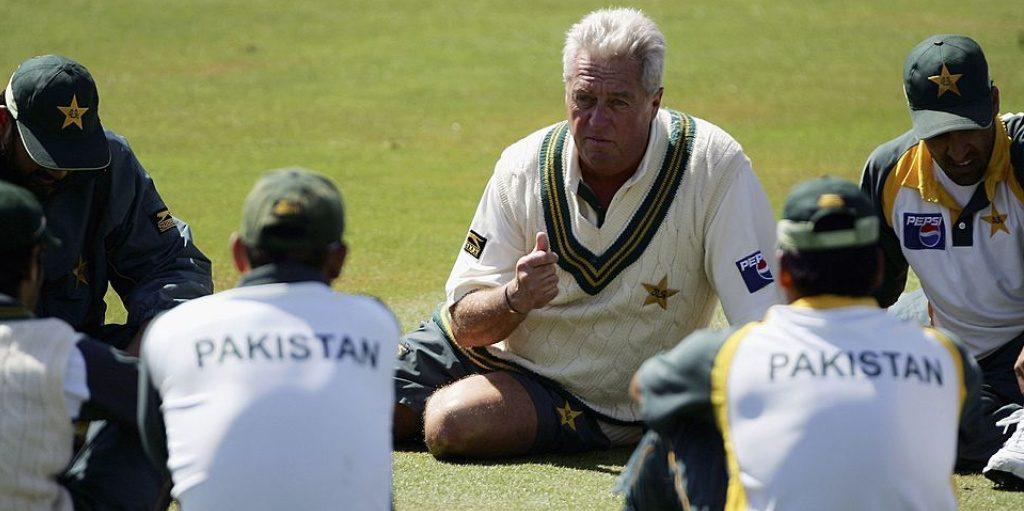 Bob Woolmer Pakistan