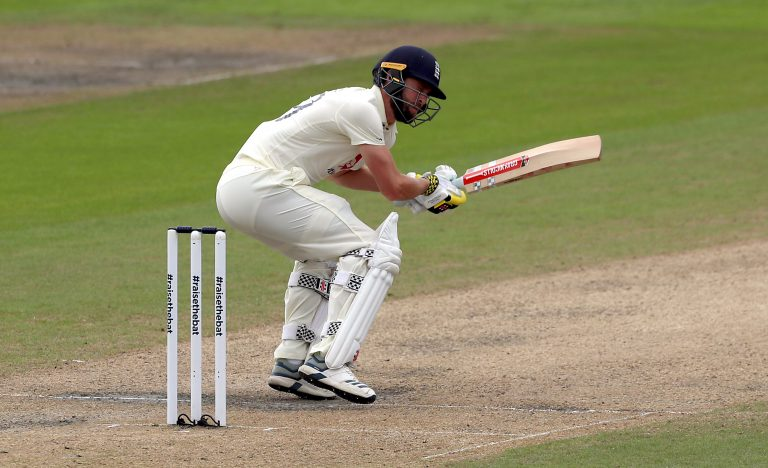 Chris Woakes was thoroughly examined
