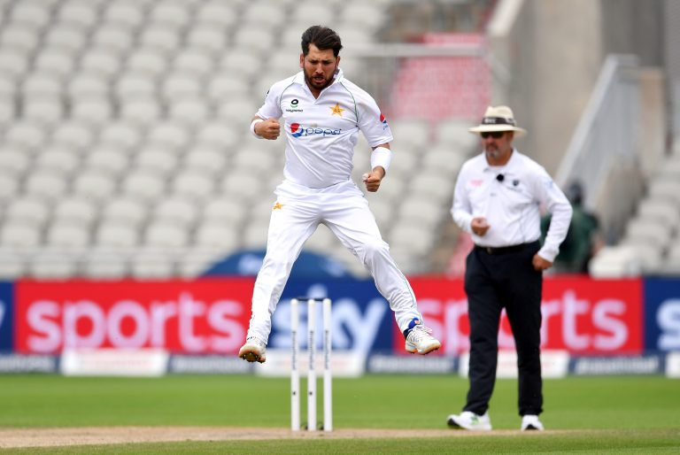 Yasir Shah could be key for Pakistan