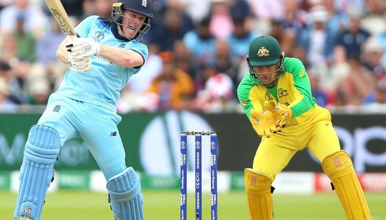 England v Australia Cricket World Cup C365
