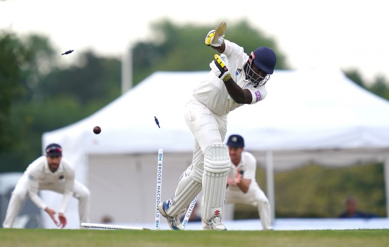 Middlesex have played Bob Willis Trophy matches at Radlett