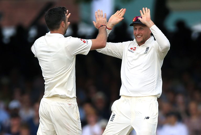 Joe Root believes James Anderson is ready to get back among the wickets this week.