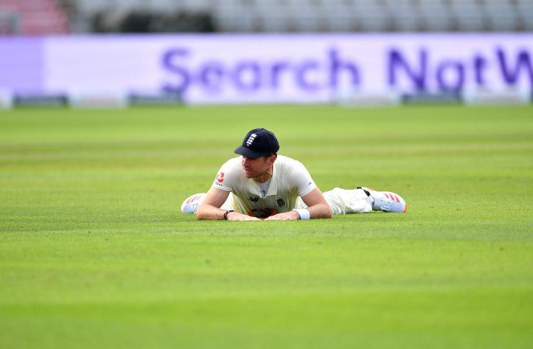 England v Pakistan – First Test – Day Three – Old Trafford