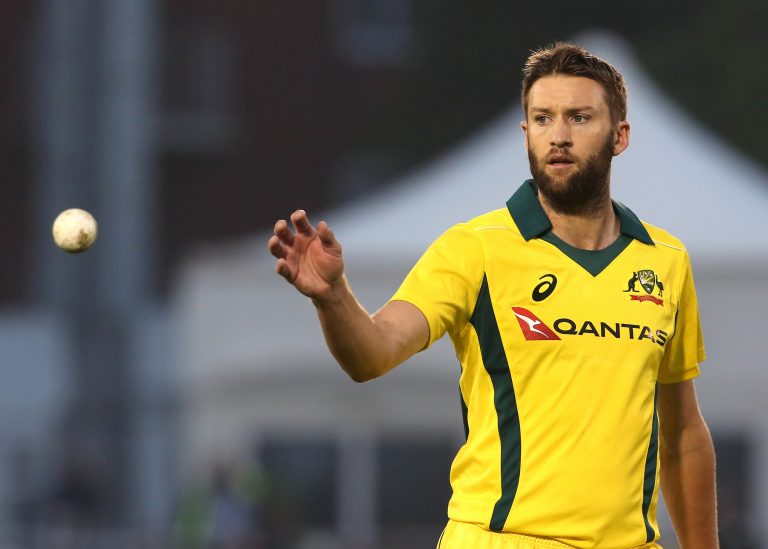 Andrew Tye has a chance to show what he can do