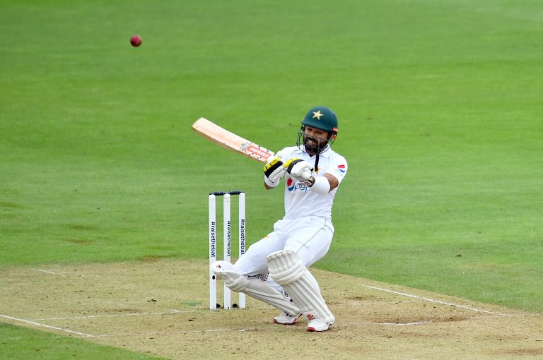 England v Pakistan – Second Test – Day Two – Ageas Bowl