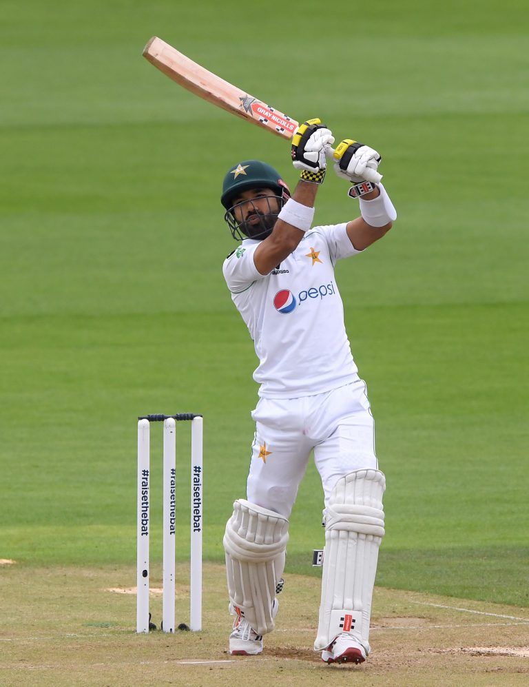England v Pakistan – Second Test – Day Four – Ageas Bowl