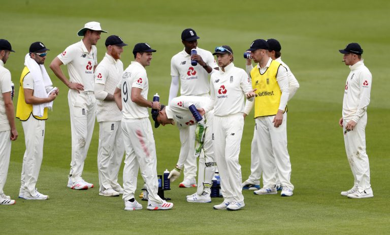 England's Test team do not know when they will next be together after this week.