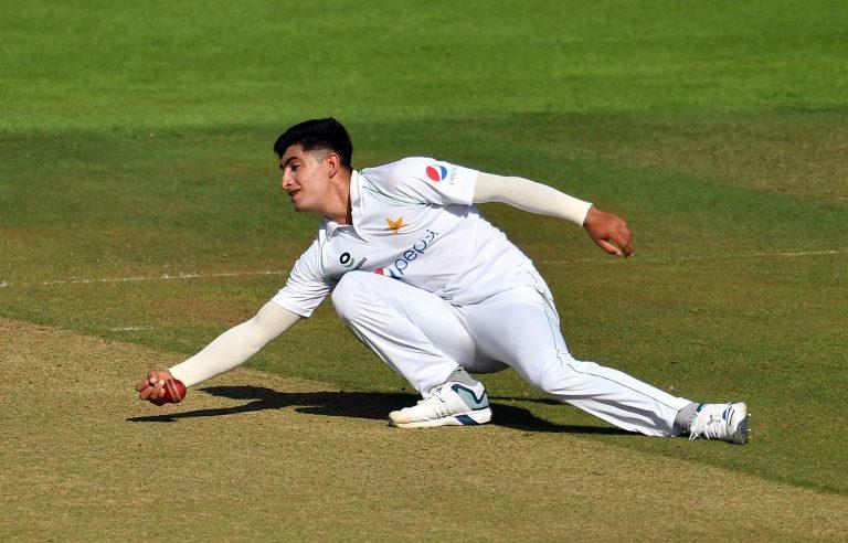 Teenager Naseem Shah has been backed by captain Azhar Ali.