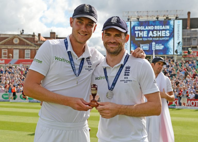 Much of Anderson's success has come in tandem with Stuart Broad