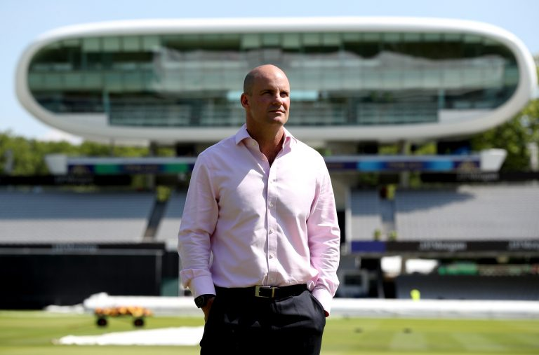 Andrew Strauss Press Conference – Lord's