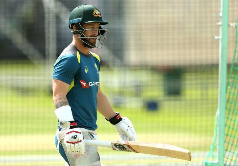 Matthew Wade only returned to Australia's Twenty20 side in February