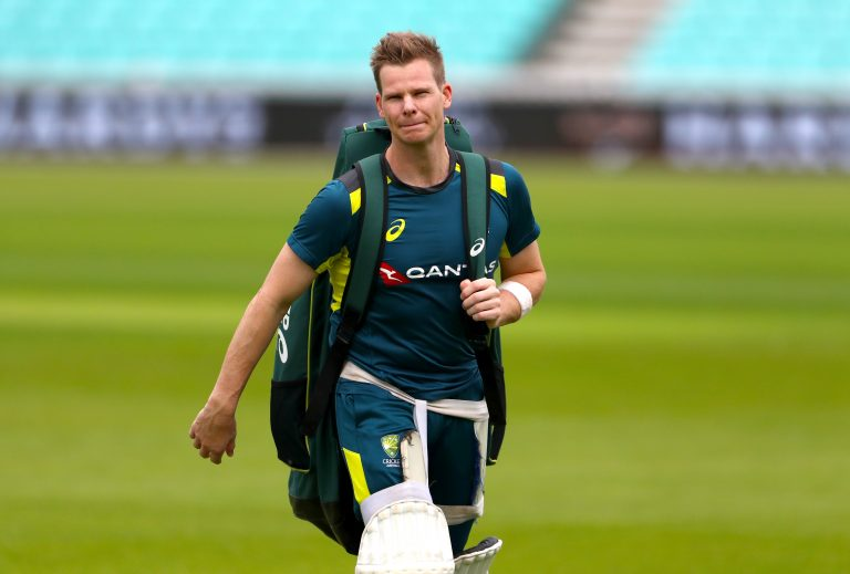Steve Smith had registered two low scores before he hit a rapid 41 in Australia's second intra-squad match on Tuesday