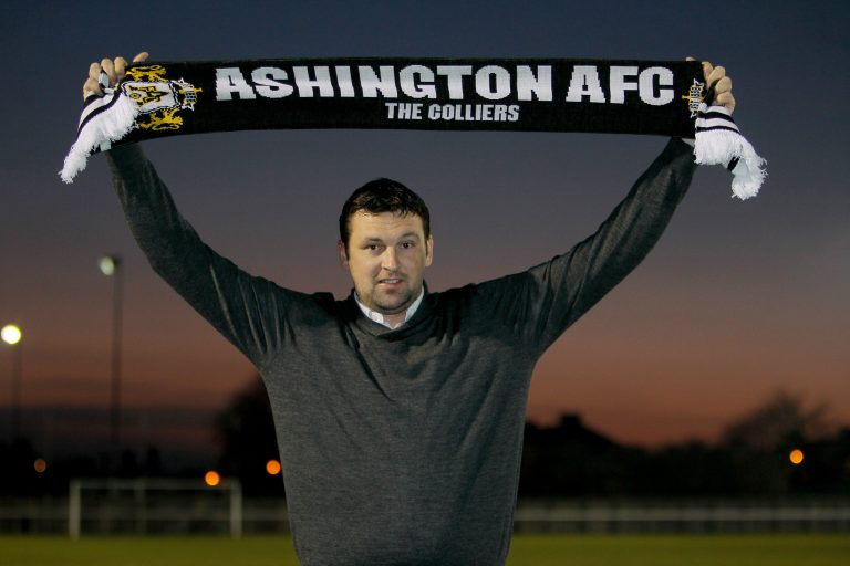Soccer – Northern League Division One – Ashington AFC v Bishop Auckland – Woodhorn Lane