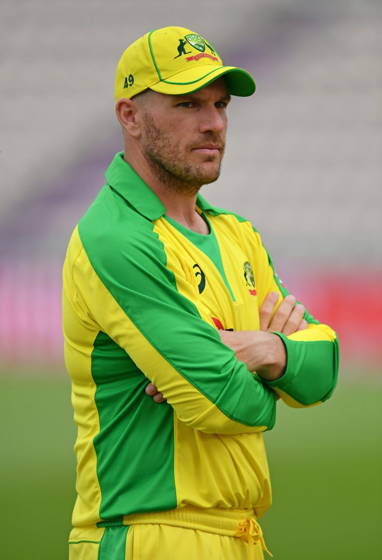 Australia captain Aaron Finch hopes to break a poor run of ODI form against England