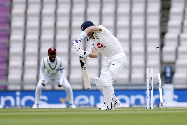 Joe Denly lost his place in the Test team