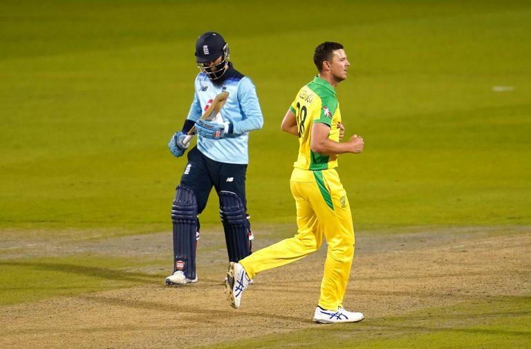 Moeen Ali missed the last two ODIs against Australia