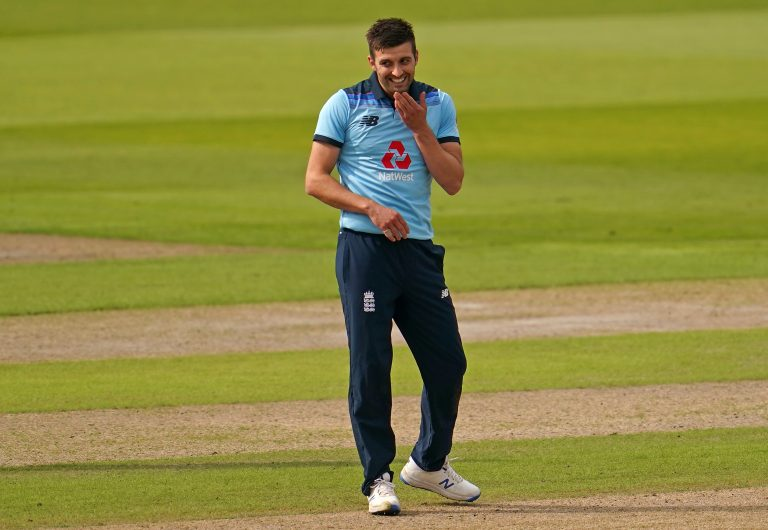 Mark Wood missed a few games this summer