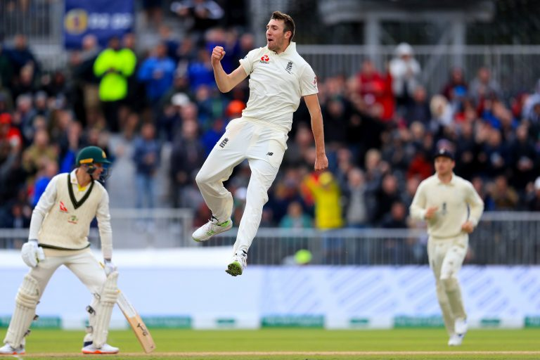 England seamer Craig Overton has been in irresistible form for Somerset this year (Mike Egerton/PA)