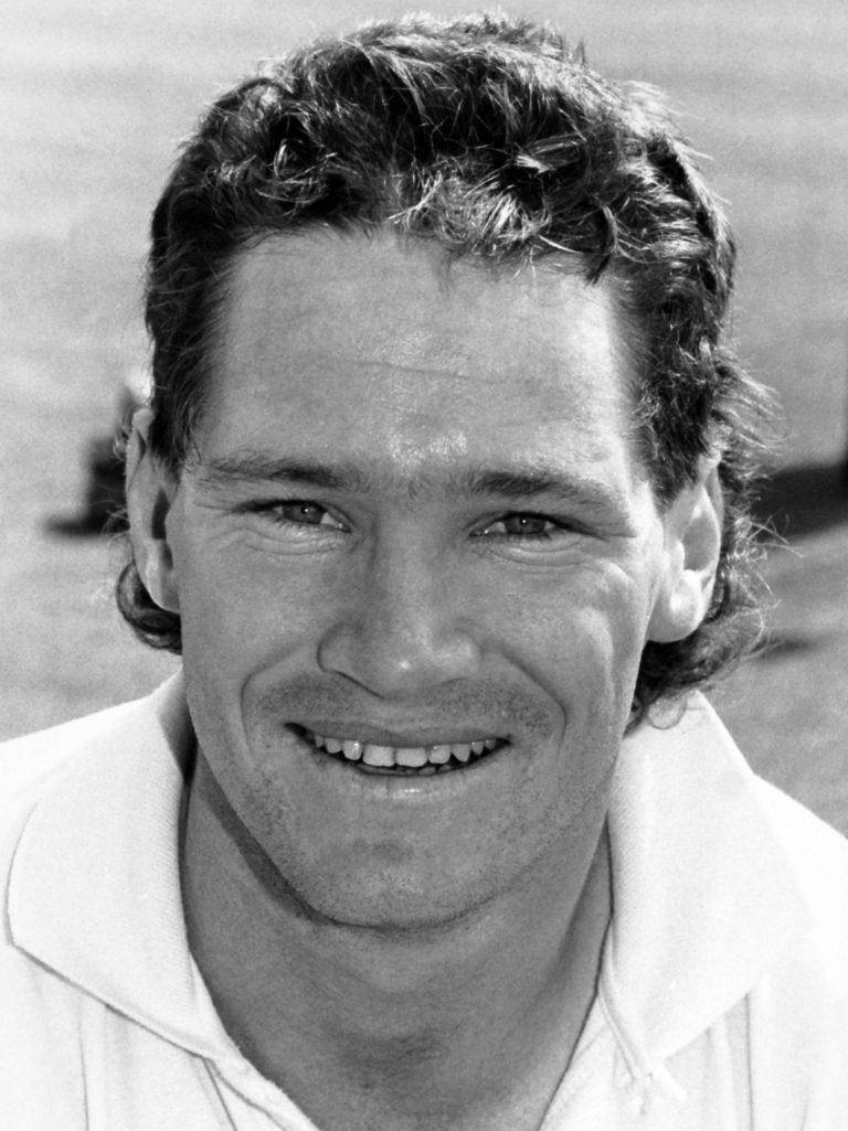 Former Australia batsman D.ean Jones