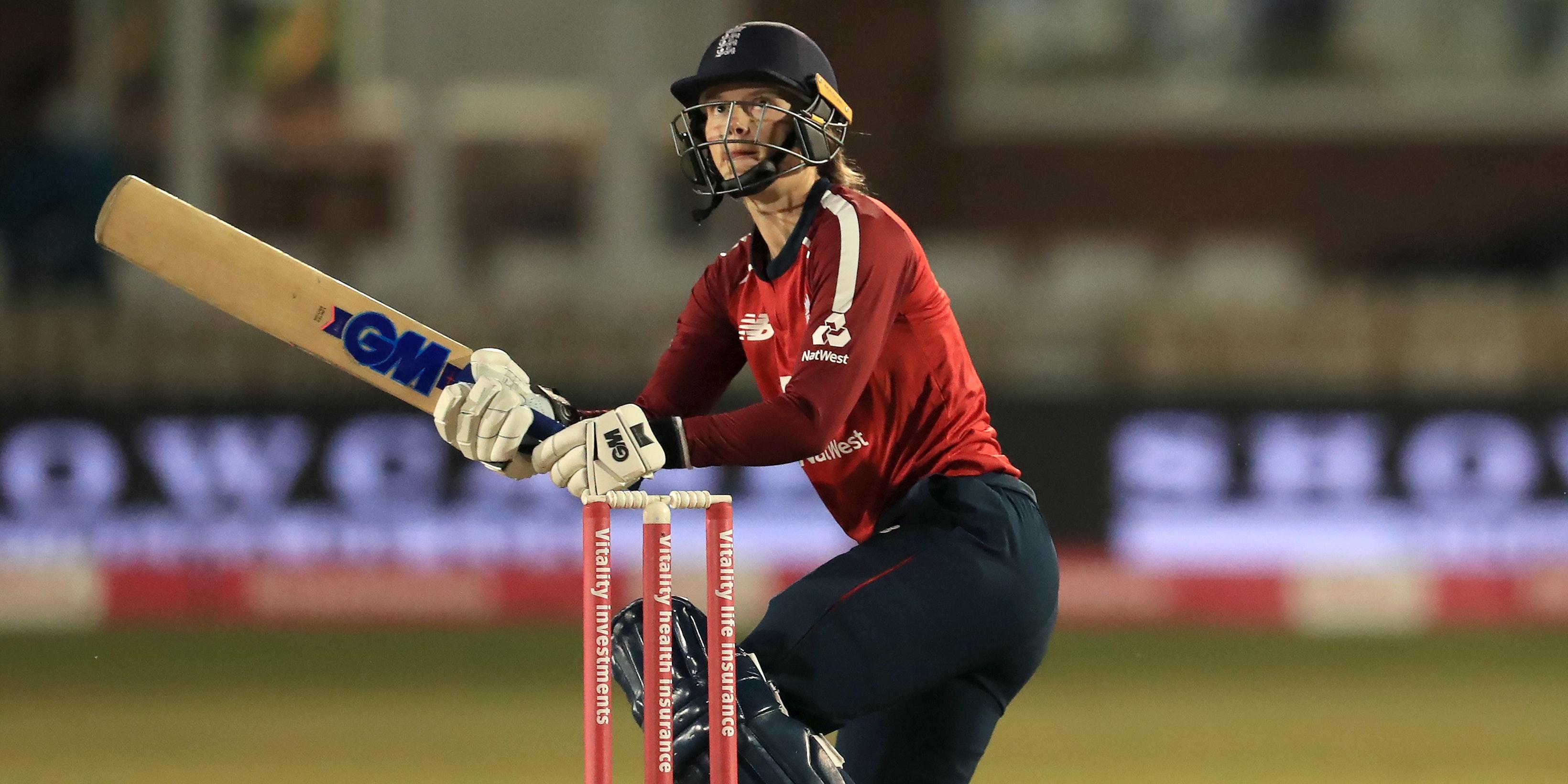 Amy Jones relishing new role as England Women win again