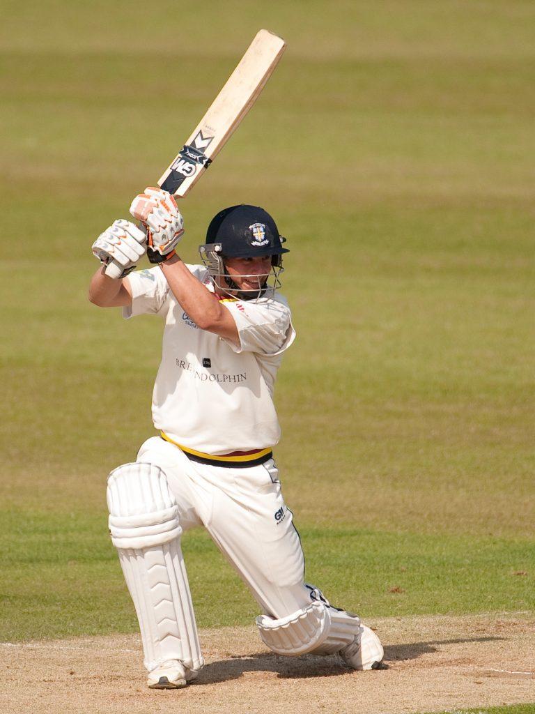 Scott Borthwick in action for Durham